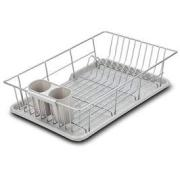 NAVA DISH DRYER 48X30CM WITH TRAY