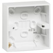 LEGRAND SURFACE MOUNTING BOX 1 GANG