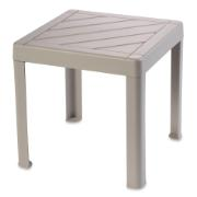 POP TABLE TAUPE