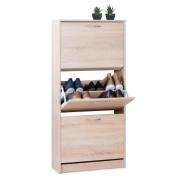 MAINZ-1 SHOE CABINET OAK