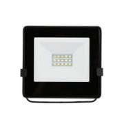 TECH LIGHT LED 10W SLIM FLOODLIGHT BLACK 6500K IP65