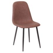 ATHINA CHAIR BROWN