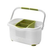 SINK CADDY WHITE/GREEN