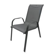 NADIA SLING CHAIR BLACK