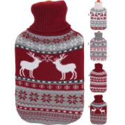 HOT WATER BOTTLE NORDIC 4ASS