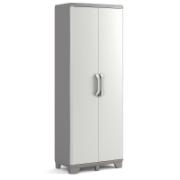 KETER TIDY MULTIPURPOSE CABINET 68X39X182CM