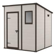 KETER MANOR SHED 6X6FT BEIGE