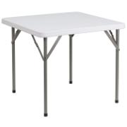 FLORIDA FOLDING TABLE 86X86X74CM