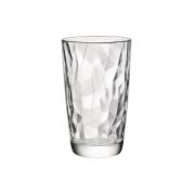 DIAMOND WATER GLASS 47CL