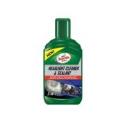 TURTLE WAX HEADLIGHT CLEANER &SEALANT