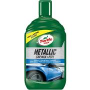 TURTLE WAX METALLIC WAX PTFE500ML