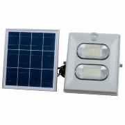 SUNLIGHT SOLAR LED FLOODLIGHT WITH SEPARATE SOLAR PANEL 100W 6000K IP65