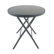 KATHY FOLDING TABLE BLACK