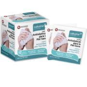 SALUSTAR ANTISEPTIC WIPES 12PC