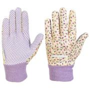 VERDEMAX GARDEN GLOVES MEDIUM SIZE PVC 3DES