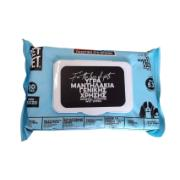 PET WIPES 15X20CM TALC 50P