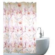 BATH CURTAIN 180X180CM 60GR CORAL