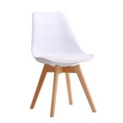 MARIA PP DINNING CHAIR WHITE