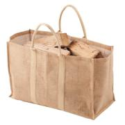 H&C WOOD CARRYING BAG 20KG 60X63X31CM