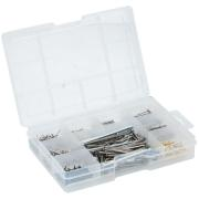KINZO NAIL SET 975PCS ASS ST
