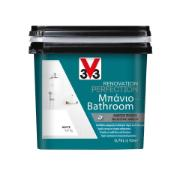 V33 75ml COTTON VEIL BATHROOM RENOVATION PAINT