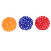 DOG TOY BALLS 3COL