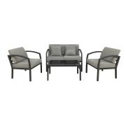 NICOL 4PCS SOFA SET