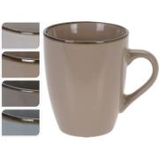 MUG 350CC 4 ASSORTED COLORS