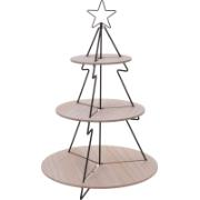 SHELF RACK 58CM CHRISTMAS TREE