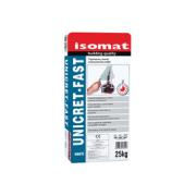 ISOMAT UNICRET FAST FAST SETTING WALL PATCHING MORTAR WHITE 25KG