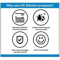HG CERAMIC HOB CLEANER EVERYDAY USE 500ML