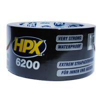 HPX CLOTH TAPE BLK.48MMX25M 10