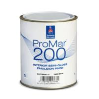 SHERWIN-WILLIAMS® PROMAR® 200 SEMI-GLOSS EMULSION EXTRA WHITE 4L
