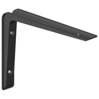 ELEMENT MODERN BRACKET 17X12CM BLACK