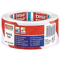 TESA WARNING TAPE 33M X 50MM