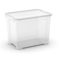 KIS TBOX S TRANSPARENT 20L