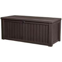 KETER ROCKWOOD STORAGE BOX 155X72.4X64.4CM/570L