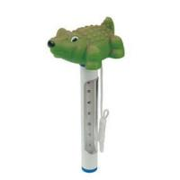 ASTRALPOOL FLOATING THERMOMETER CROCODILE