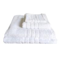 HAND TOWEL 30X30 WHITE 500GR