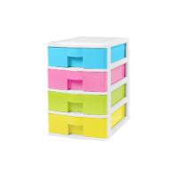 4 TIERS MINI DRAWERS A4