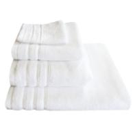 FACE TOWEL WHITE FLUFFY 48X85 500