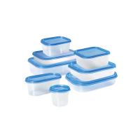 HELSINK FOOD CONTAINER 900ML BLUE