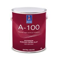 SHERWIN-WILLIAMS® A-100® EXTRA WHITE 4L