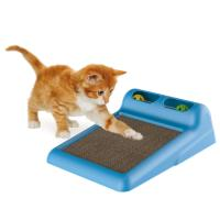 GEOPLASTP FLIPPER-CAT SCRAPER W/2BALL