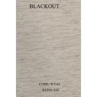 ROLLER BLIND BLACKOUT GRAY REPUSSE 100X270CM