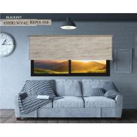 ROLLER BLIND BLACKOUT GRAY REPUSSE 180X270CM