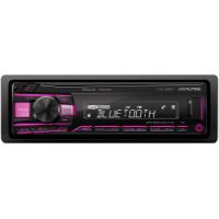 ALPINE CAR CD MP3 STEREO WITH BLUETOOTH+USB 4X50W