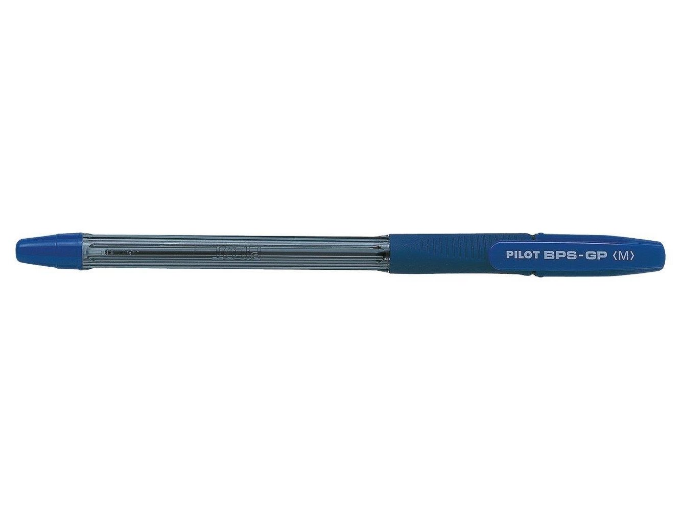 PILOT BALL POINT-SUPER GRIP BLUE