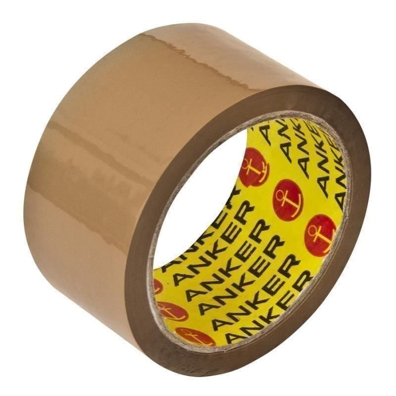 CORONA PP TAPE BROWN 48MMX55