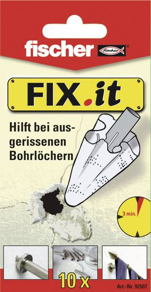 FISCHER FIX.IT REPAIR CLOTH 92507 10 PC(S)